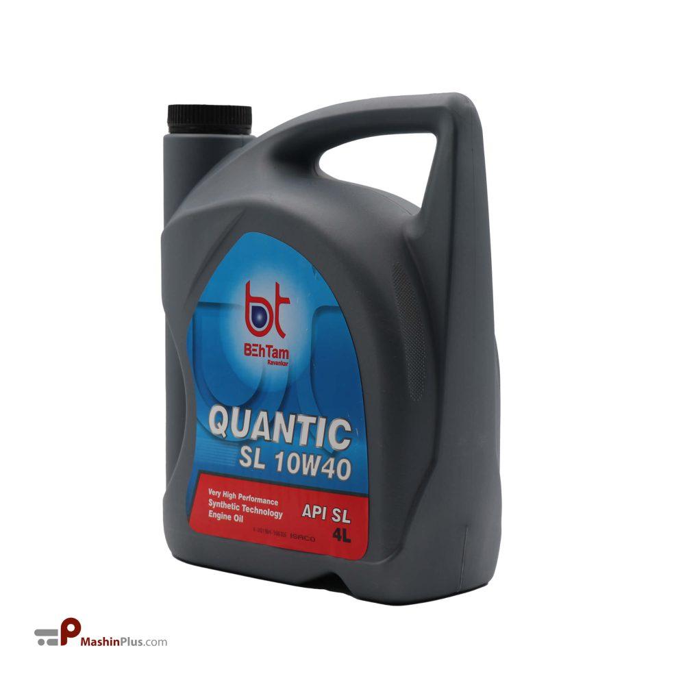روغن موتور Quantic- SL10W40- 4 L ایساکو (0770701602)