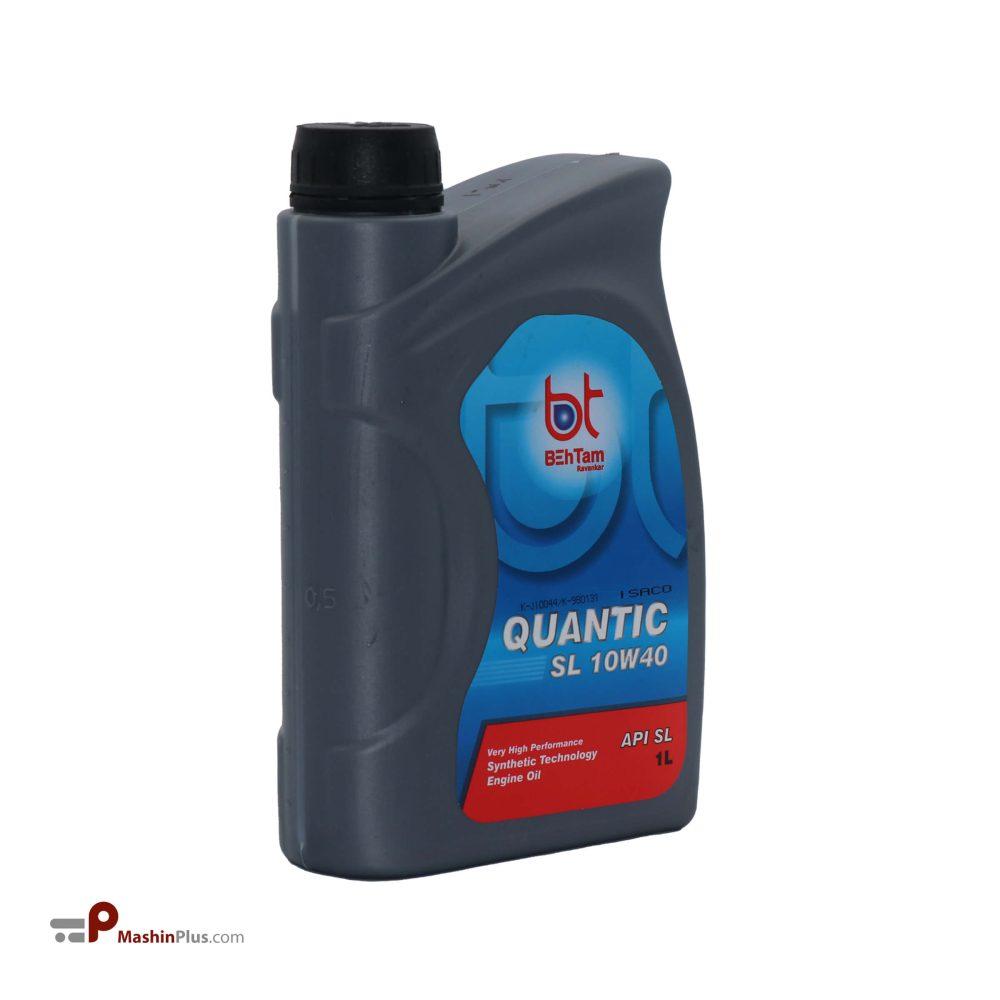روغن موتور Quantic- SL10W40- 1 L ایساکو (0770702401)