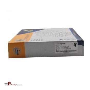 دیسک و صفحه کلاچ پژو 206 تیپ 2 TT KIT