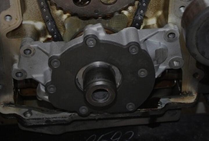 اویل پمپ چیست و چه کاربردی در موتور