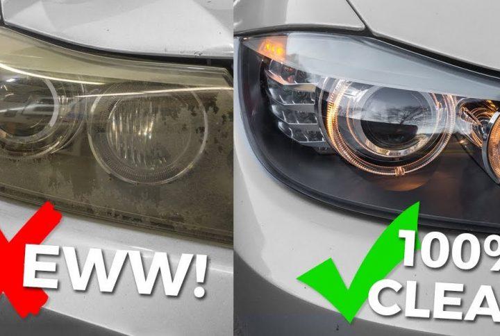 چند راهکار ساده برای از بین بردن بخار چراغ خودرو