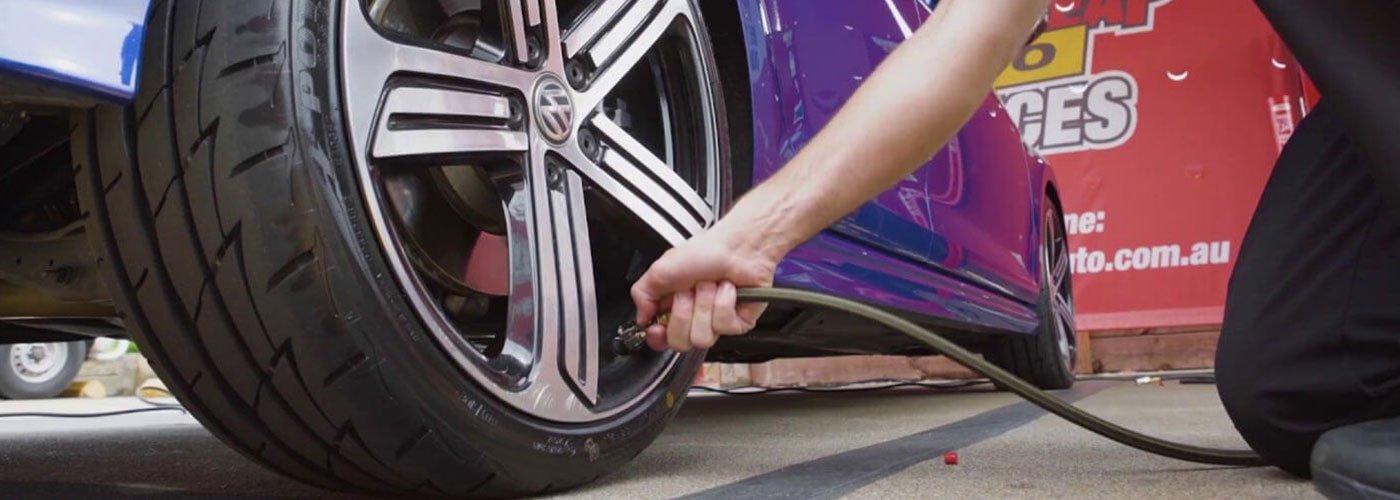 نکات مهم باد نیتروژن در لاستیک خودرو