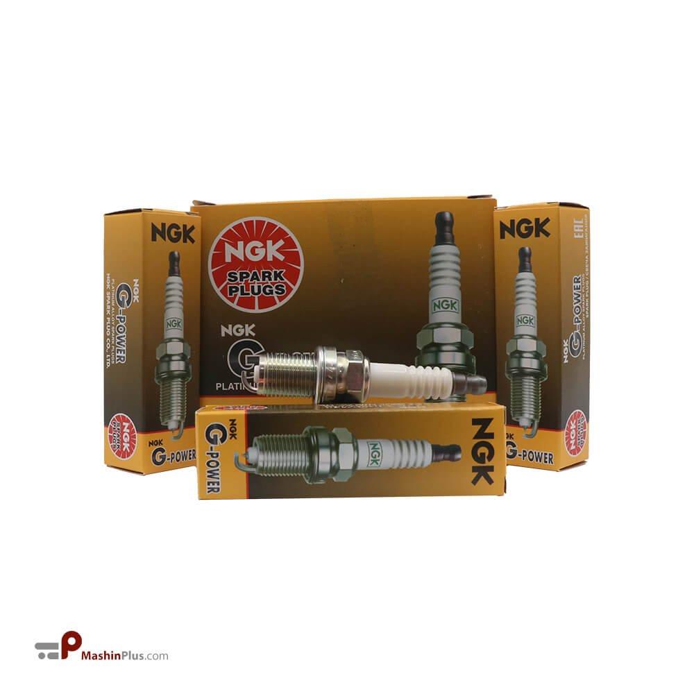 شمع موتور انجیکا پلاتینیوم سوزنی پایه کوتاه 7092